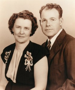 Carl and Mary Butts